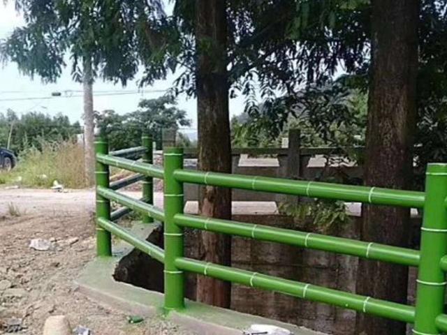 仿竹护栏厂家
